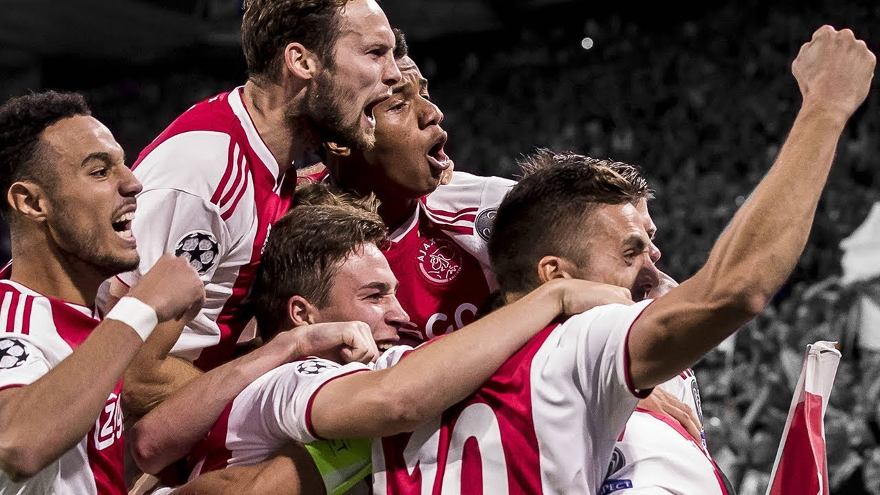 ᴴᴰ Afc Ajax Champions League 2018 19 Our Story