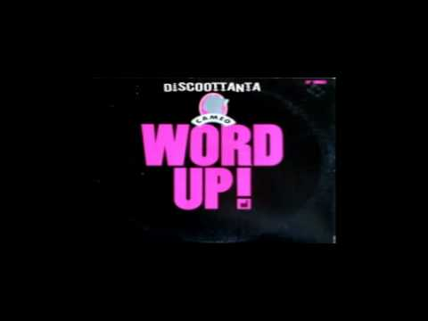 1986 WORD UP CAMEO EXTENDED VERSION