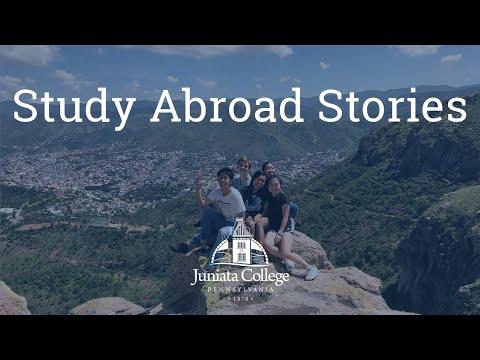 Study Abroad Stories | Juniata College