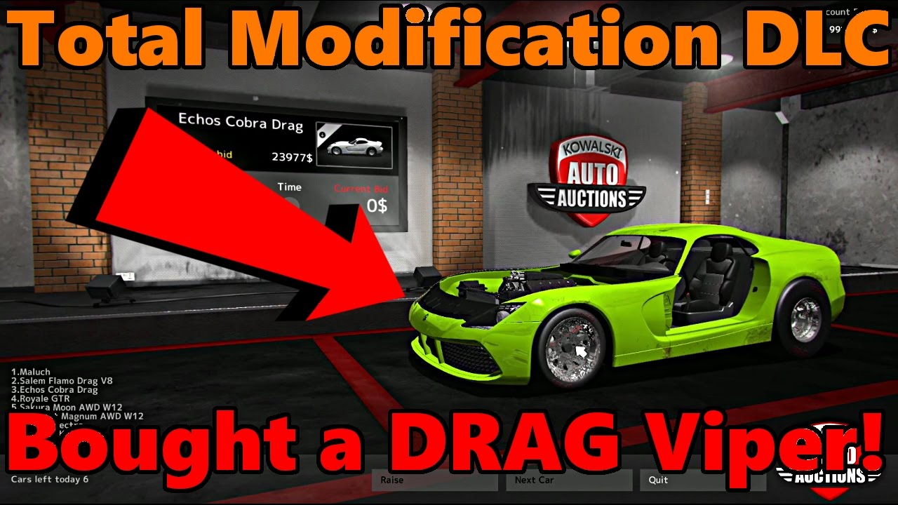 Cms 2015 mods | Car Mechanic Simulator Adds The 1/4  2019-04-02