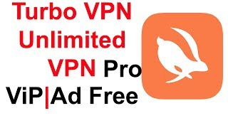 Gambar cover Turbo VPN Unlimited VPN Pro ViP Free Download