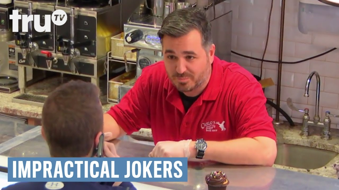 Download Impractical Jokers - Q Gets Fired By The Cake Boss | truTV
