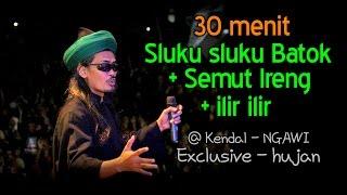 Video (30 mnt) SEMUT IRENG + SLUKU SLUKU BATOK + ILIR ILIR @ Kendal Ngawi download MP3, 3GP, MP4, WEBM, AVI, FLV November 2018