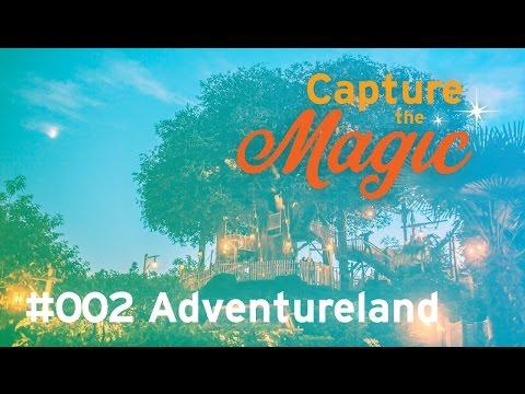 Capture The Magic #002 Adventure Isle Blue Hour
