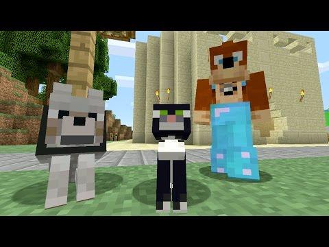 Minecraft Xbox - Sand Temple [295]