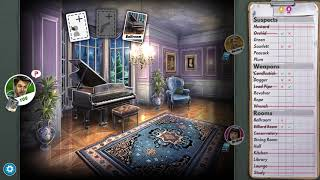 Clue/Cluedo: The Classic Mystery Game -- First Look Gameplay
