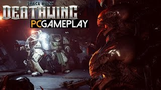 Space Hulk: Deathwing Gameplay (PC HD)