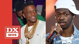 Boosie Badazz Clowns Lil Nas X For Being Gay