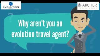 Become a travel agent TODAY with Evolution Travel Special Promotion