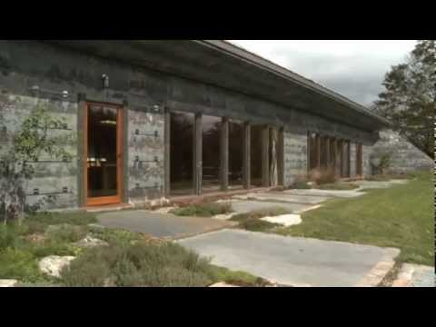 Tour an Earth-Bermed House in Upstate New York Earthship Plans Garage Homes on straw bale garage plans, brick garage plans, wood garage plans, earthbag garage plans, solar garage plans, adobe garage plans, green garage plans, construction garage plans, cordwood garage plans, geodesic dome garage plans, stone garage plans, concrete garage plans,