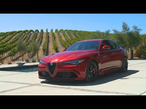 2017 Alfa Romeo Giulia Car Classification