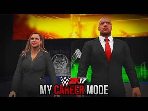 "WWE 2K17 My Career Mode - Ep. 93 - ""THE AUTHORITY STRIKES!!"""
