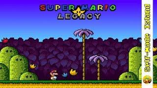 Super Mario Legacy (Expert) • Super Mario World ROM Hack (SNES/Super Nintendo)
