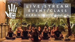 Vinyasa Yoga 1 Hour Class - Live: Positive Movement Finale