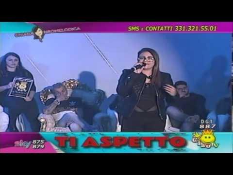 """Stefania D'Alterio - Tu Chesto Si  """"TI ASPETTO"""" Con Chiara Neomelodica"""