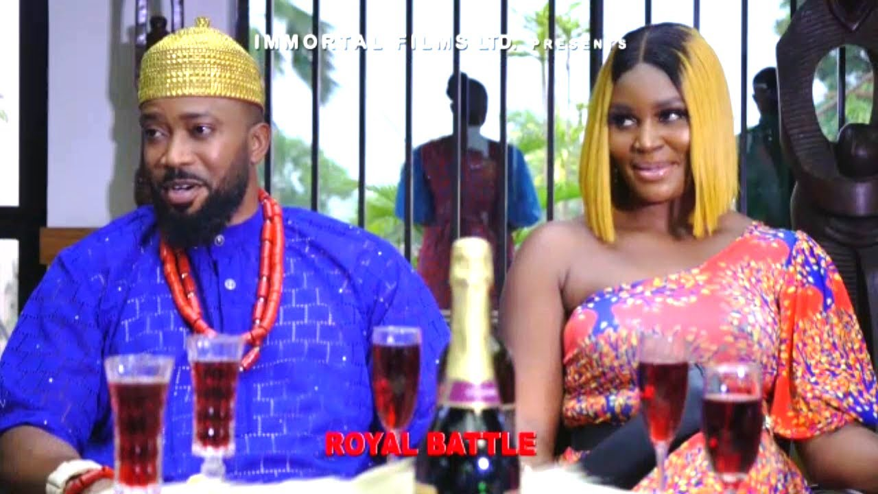 Download ROYAL BATTLE (NEXT ON REALNOLLY TV) - 2021 LATEST NIGERIAN NOLLYWOOD MOVIES