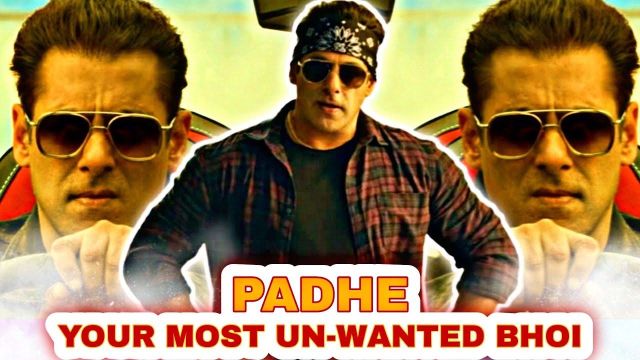 Radhe Your Most Un-Wanted Bhai || Radhe Movie Roast Ft. Salman Khan || Bad Villager