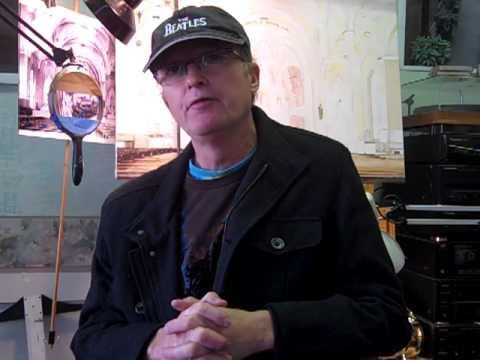 Bruce Burkholder Interview