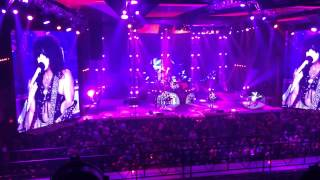 Kiss - do you love me - live at the joint Las Vegas