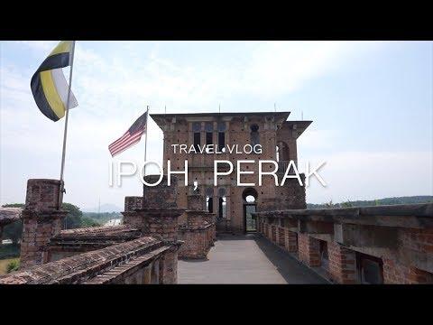 IPOH PERAK 2017 || Travel Vlog