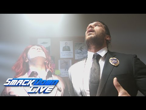 """Breezango searches for the truth in """"The Fashion X-Files"""": SmackDown LIVE, July 18, 2017"""