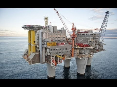 How a Deep-Sea Offshore Drilling Rig Works | Documentary