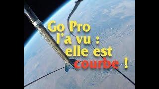 Go Pro… là haut ! – Les Branquignoles de la Terre plate