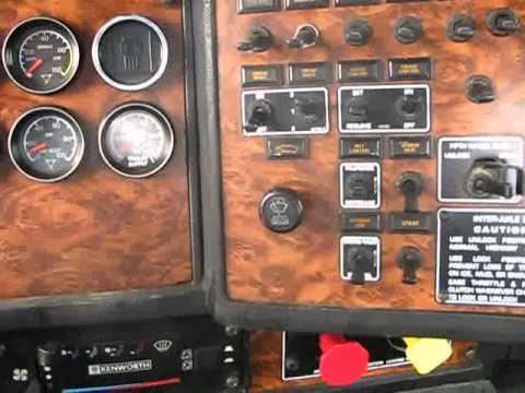 1999 Kenworth T800 Youtube