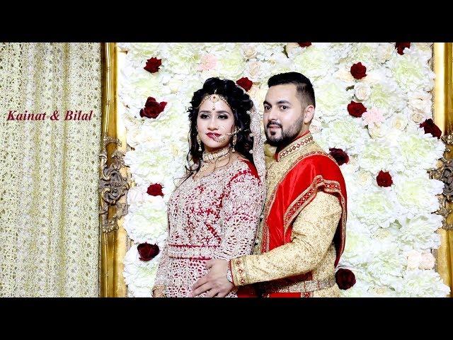 Bilal & Kainat Wedding & Walima Highlights