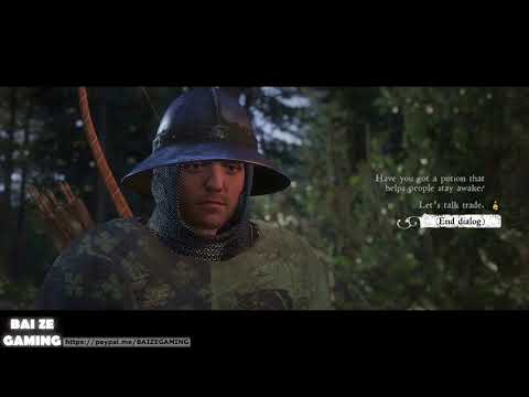 Kingdom Come Deliverance 46   Restless Spirit Guide!