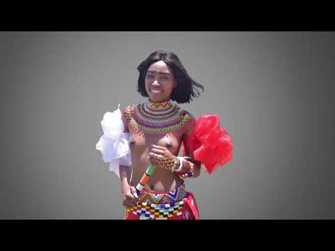 African zulu tribes traditional wedding