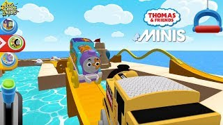 Thomas & Friends Minis #308   Climb aboard your favorite Minis engine! iPhone XS Plus By Budge