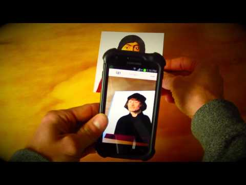 Scorpion Dagger Augmented Reality Art Book