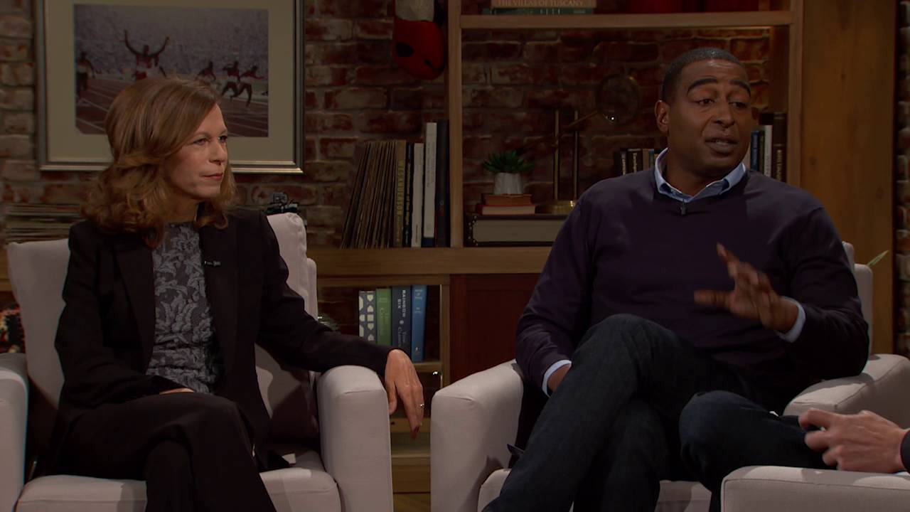 Download Extra Time with Cris Carter and Amy Trask (HBO)