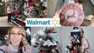 WALMART CHRISTMAS DECOR 2018 | SHOP WITH ME & HAUL | AFFORDABLE CHRISTMAS DECOR