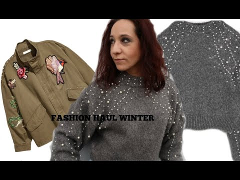 FASHION HAUL WINTER Zara/H&M /Vero Moda