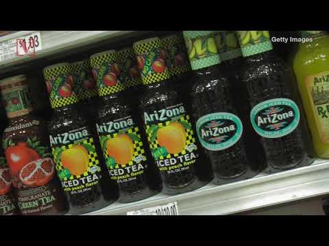 Crystal Rosas - Arizona Tea Makers Enter the Cannabis Market