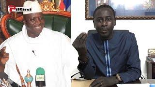 Pape Ale NIANG, 2STV &quotMon histoire avec Yayah Jammeh&quot