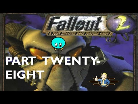 Let's Play: Fallout 2 (PC) part 28: First Citizen