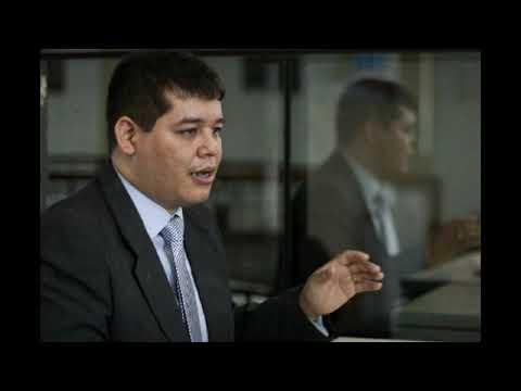 MAGISTRADO DEL TSJ ILEGITIMO HUYE A USA Y PROPONE COLABORAR CON LA JUSTICIA PARA LIBERAR A VENEZUELA