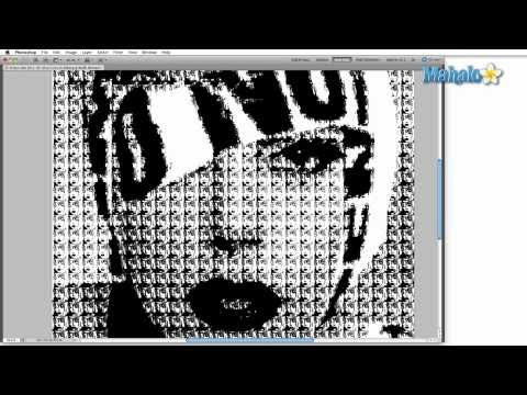 Learn Adobe Photoshop - Image Mode: Bitmap - YouTube