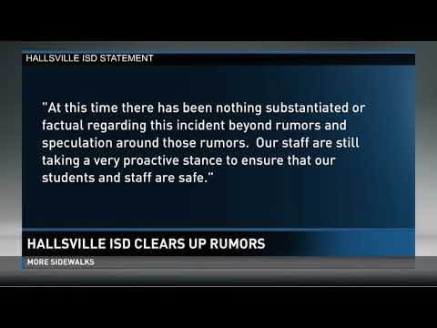 Hallsville ISD Clears Up Rumors About a Gun on Their High School Campus