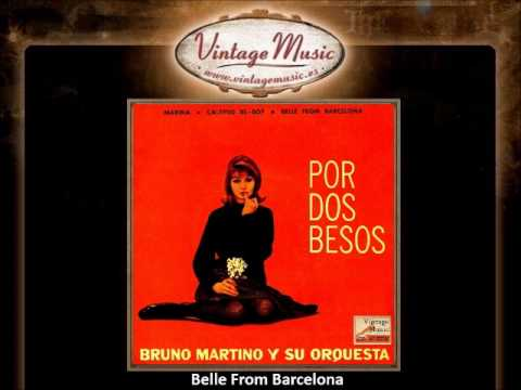Bruno Martino -- Belle From Barcelona (VintageMusic.es)
