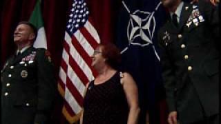 SETAF Retirement Ceremony - US Army Africa - Vicenza Italy - 090722