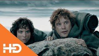 Фродо и Сэм у ворот Мордора ✦ Властелин колец: Две крепости (2002)
