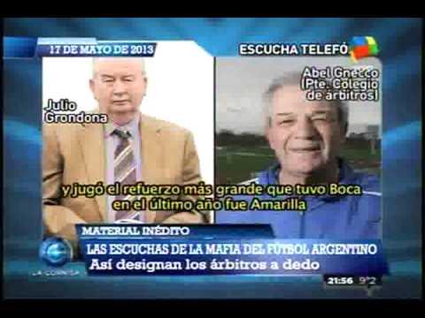 Riquelme lo advirtió: