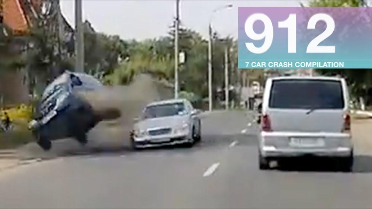 Car Crash Compilation 912 – September 2017