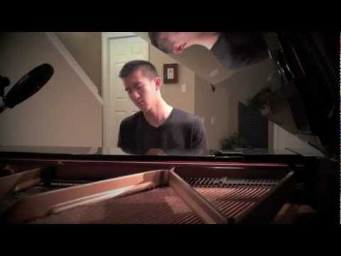 ☺ Wanted  Hunter Hayes  Piano Cover Music Video  Terry Chen