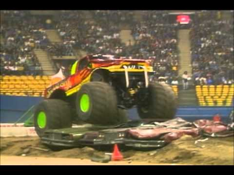 Drive a Monster Truck Video Compilation | Hot Music | Classic Monster Truck Action