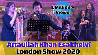 Attaullah Khan Esakhelvi London Program Songs & Dance Show Performance